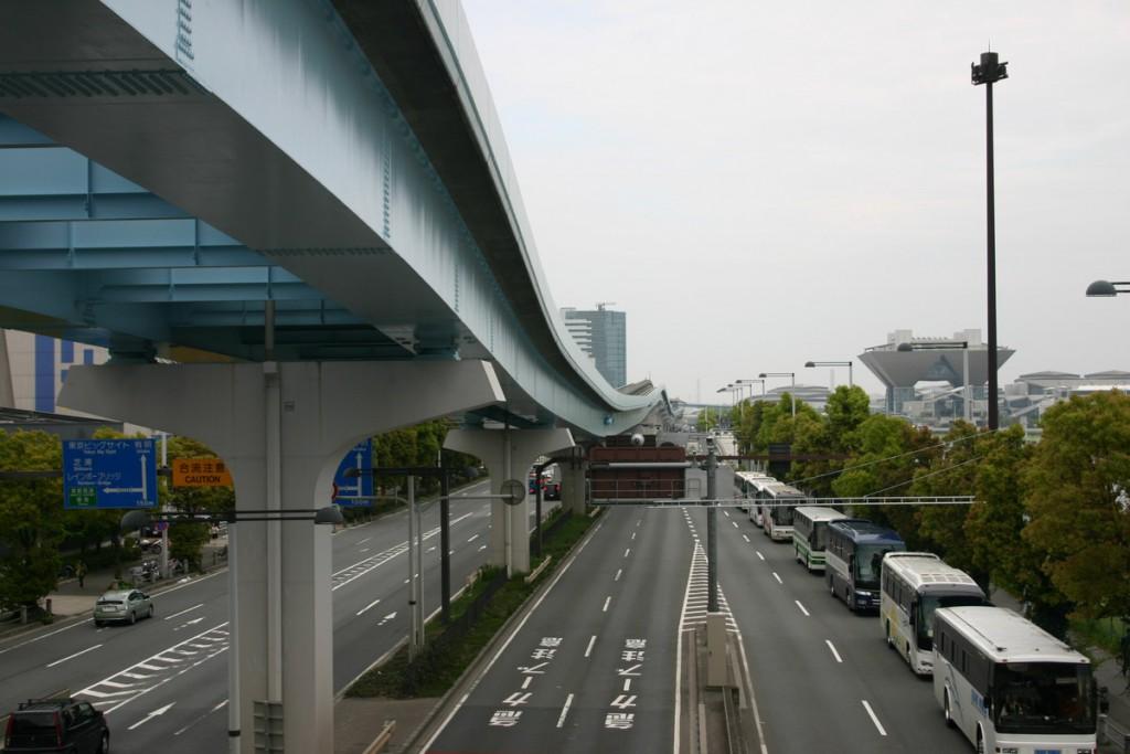 Дорожные развязки, Япония, 2008