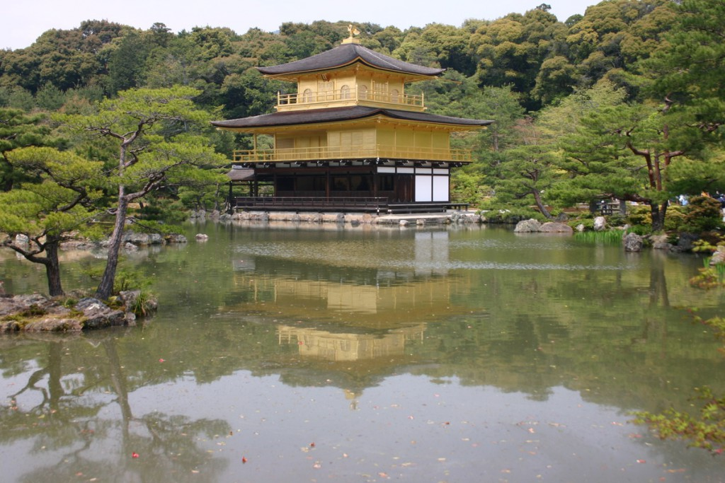 Золотой павильон, Япония, 2008