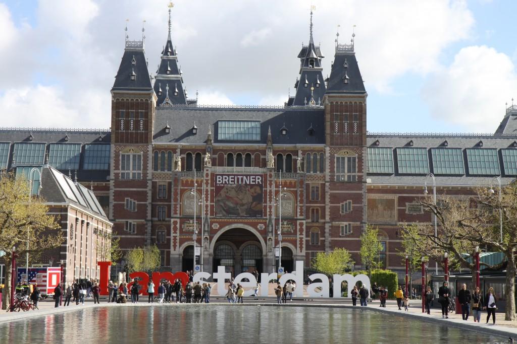 Национальный Музей Амстердама. Рейксмюзеум, Rijksmuseum