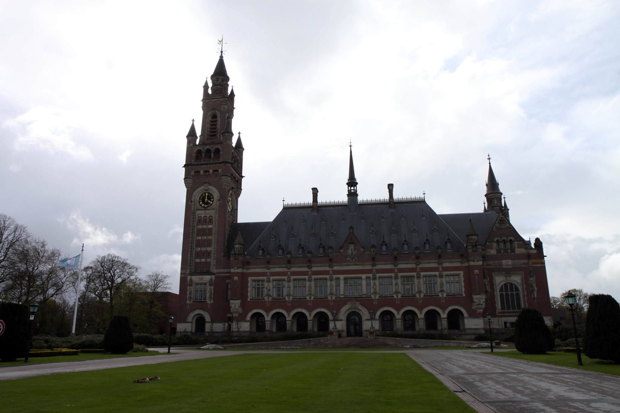 Европейский суд. Гаага. Голландия. Der Haag