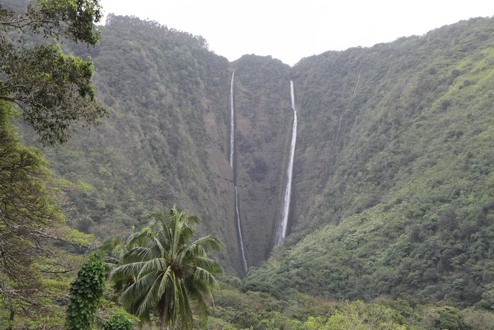Waiopi Falls, Водопады. Waiopi Valley. Затерянная долина