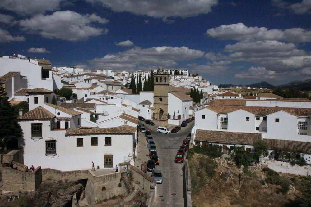 Новый город. Рондо, Испания