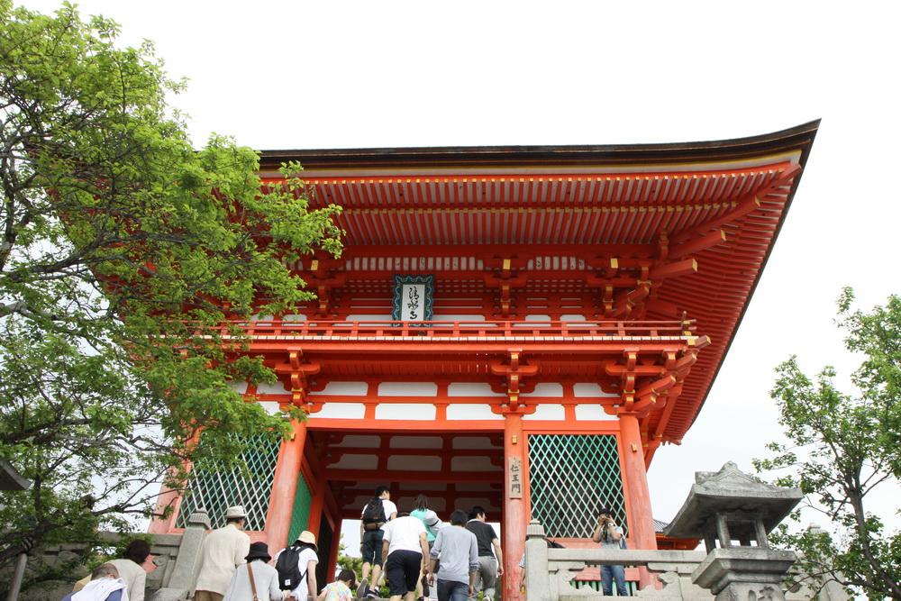 Киото, Япония (Kyoto, Japan). Транспорт. Замки. Пагоды. Монастыри.