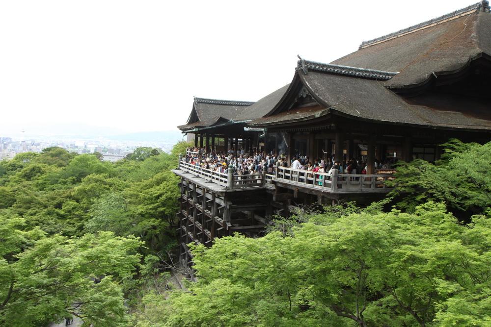 Japan Kyoto Киёмидзудэра