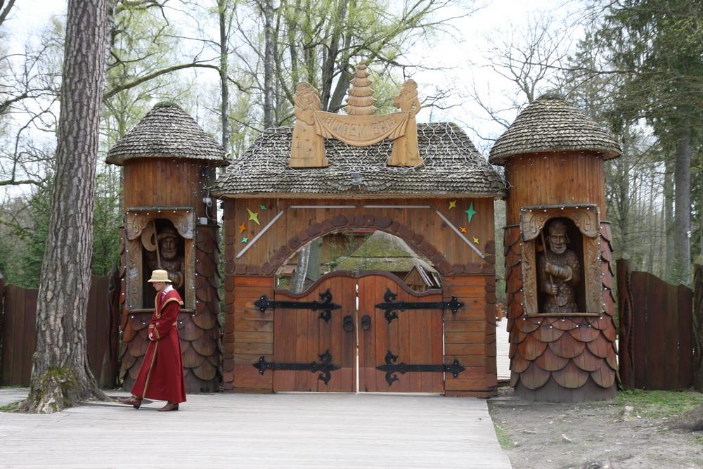 Резиденция Деда Мороза. Белоруссия