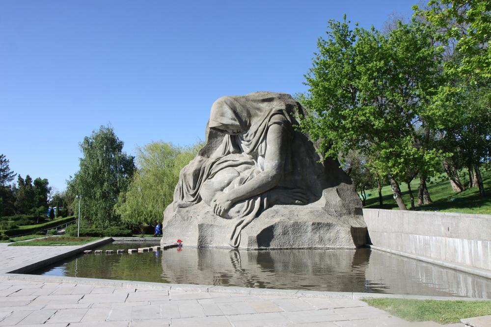 Мамаев курган, панорама Сталинградская битва, мельница, дом Павлова, Волгоград