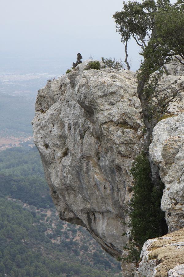 Mallorca, Majorca, Майока, Мальорка, Alaro, Castle, замки