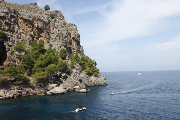Mallorca, Majorca, Майока, Мальорка, Sa Calobra