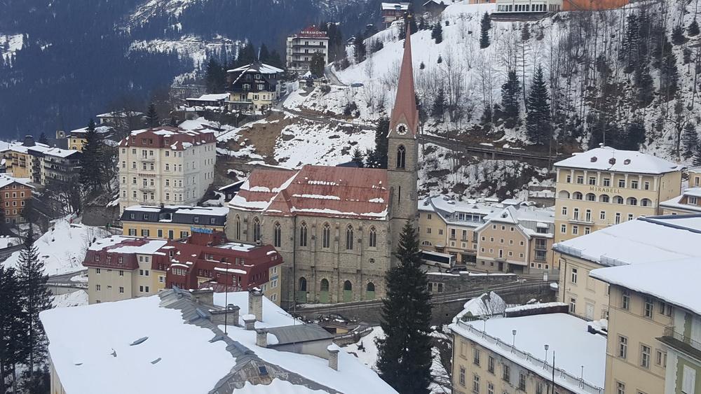Bad-Gastein, Austria