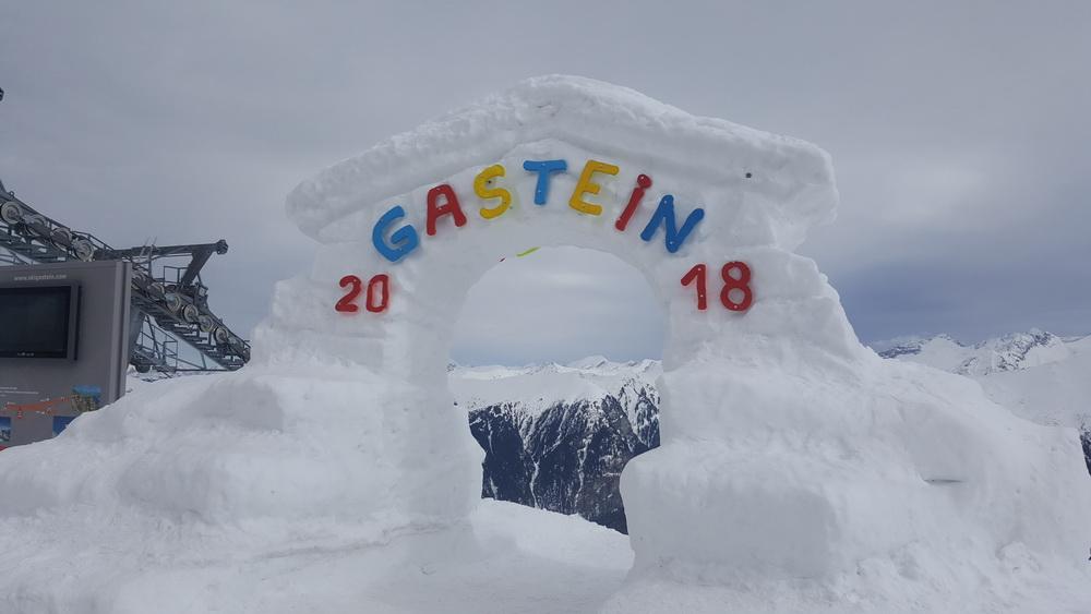 Bad-Gastein, Austria.