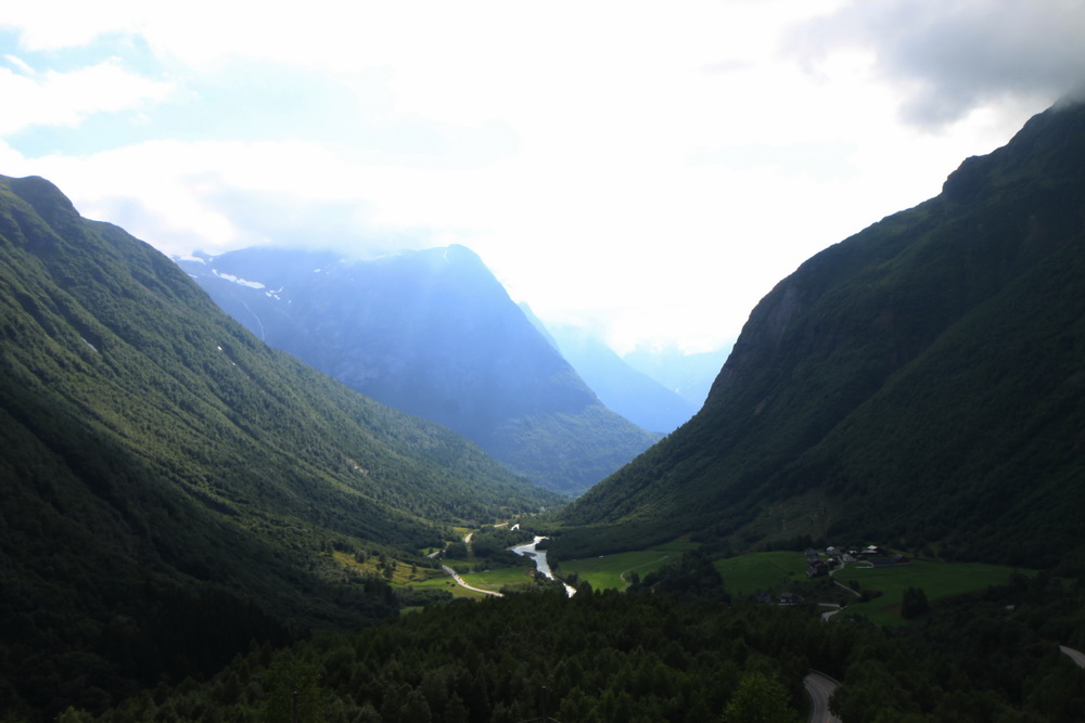 Норвегия. Norway. Гейрангер. Geiranger.