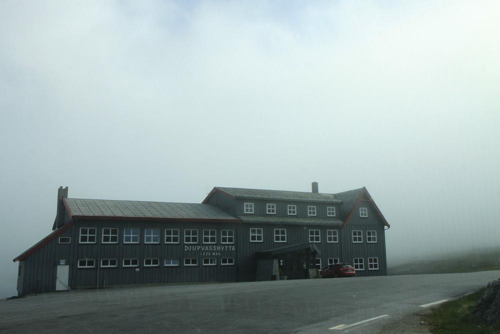 Норвегия. Norway. Dalsnibba.