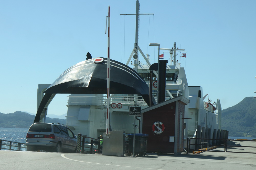 Норвегия. Norway. Паромы. Ferry