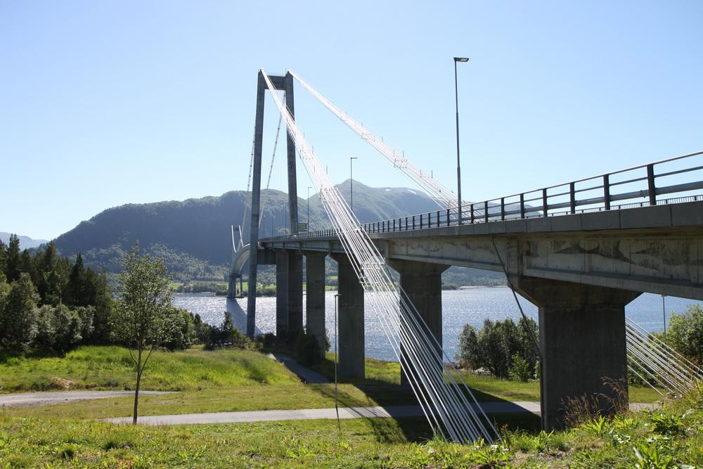 Норвегия. Norway. Дороги и мосты. Roads. Bridges